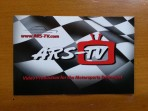 ARS-TV Decal – Small