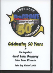 Great Lakes Dragaway 50th Anniversary DVD